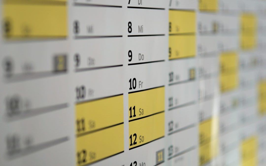 FES-Kalender ist online