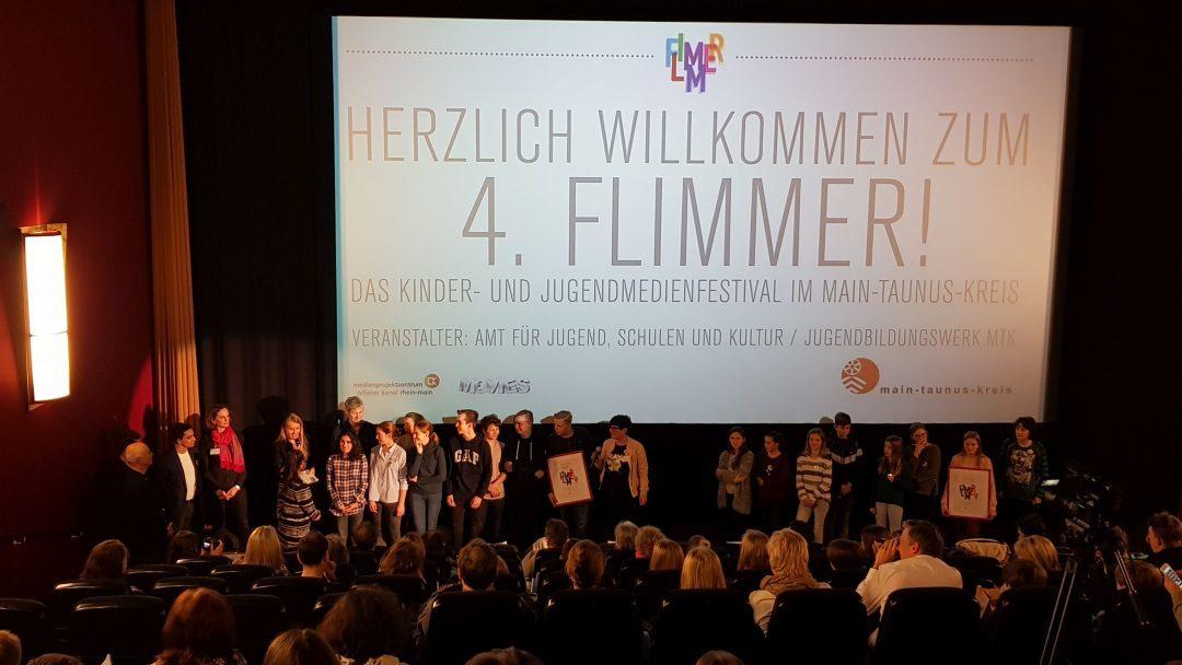 Video-Projekt wird 2. beim Flimmer Filmfestival