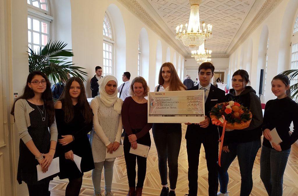 Friedrich-Ebert-Schule gewinnt Hessischen Integrationspreis