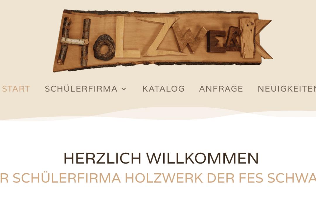 Holzwerk-Online-Shop steht ab jetzt zur Verfügung !