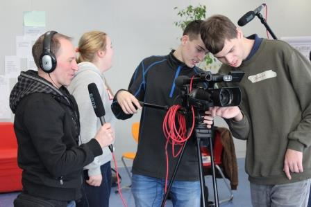 FES startet in den HR-Filmwettbewerb 2018