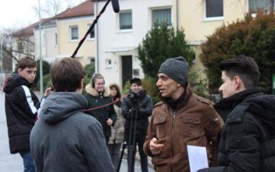 HR-Filmwettbewerb 2018 in der Drehphase