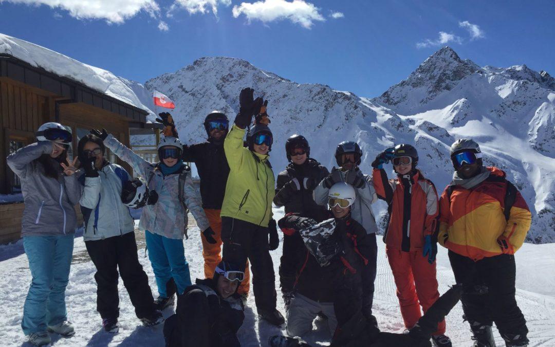 Rückblick Skifahrt 2019