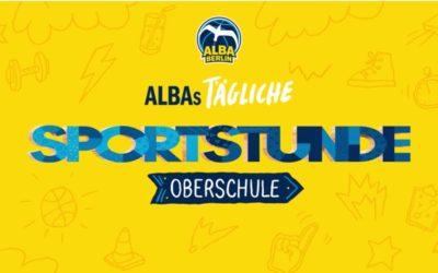 ALBA Berlins tägliche Sportstunde