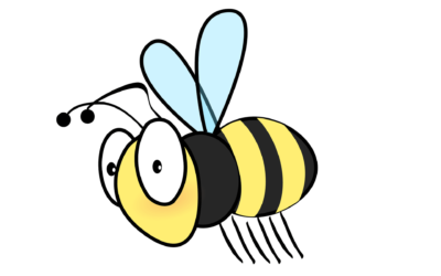 Malwettbewerb: Bienen an der FES