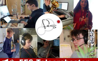 FES-Orchester im Online-Modus