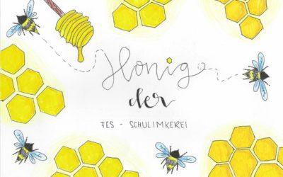 FES-Honig demnächst mit Schüler-Etikett zu kaufen
