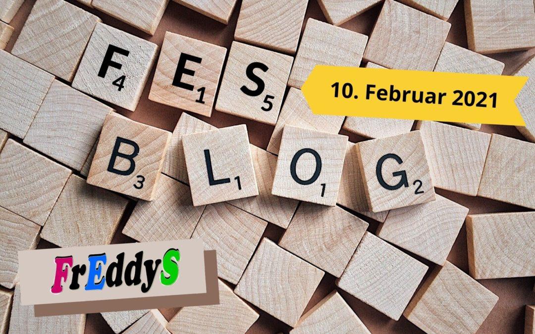 Der FES-Blog des Freddys ist wieder da…