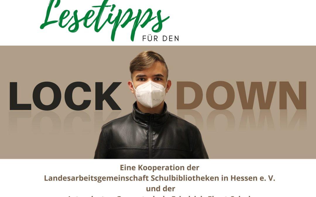 Lesetipps für den Lockdown