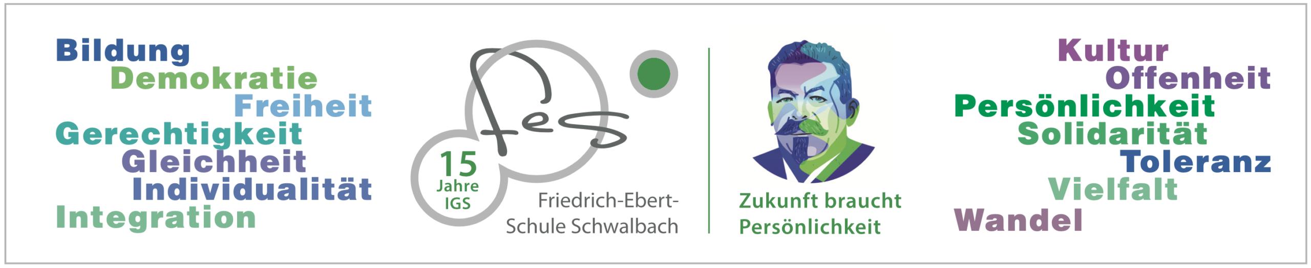 FES IGS Jubiläums Banner