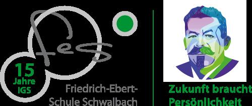 FES Schwalbach Jubiläumslogo