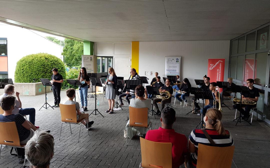 Orchester-Sommer-Probe 2021